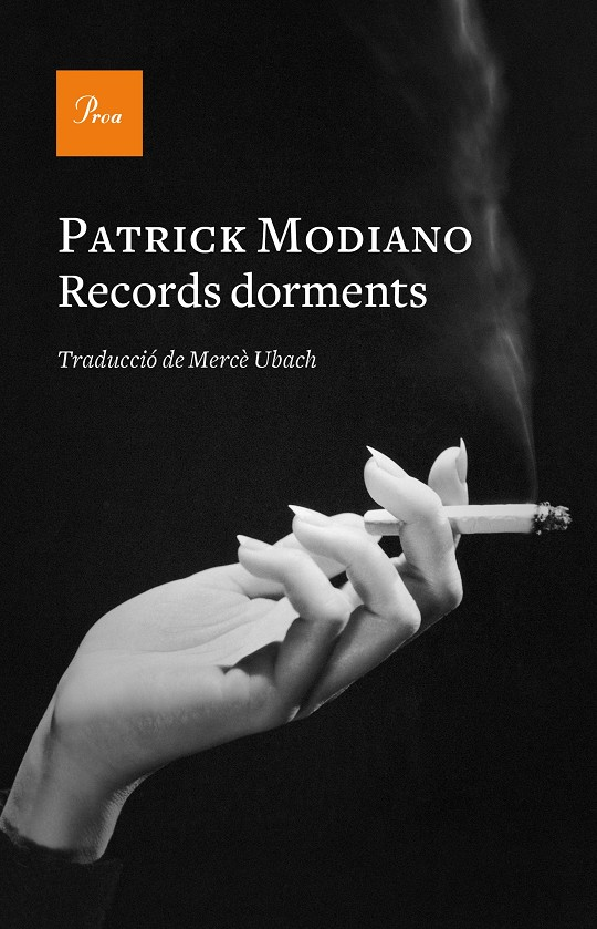 RECORDS DORMENTS | 9788475887173 | MODIANO, PATRICK | Llibreria Online de Tremp